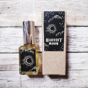 New! Harvest Moon Natural Perfume