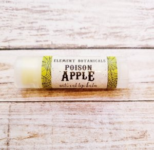 Limited Edition Poison Apple Lip Balm