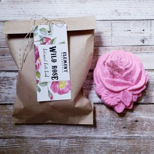 Limited Edition Wild Rose Bath Bomb