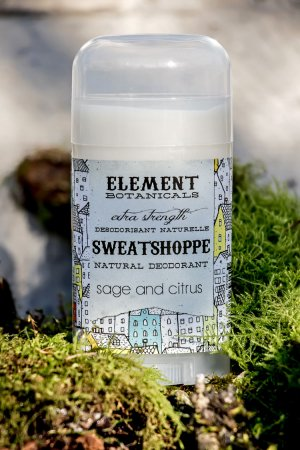 Sweatshoppe Natural deodorant