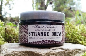 Strange Brew Superfood Scrub