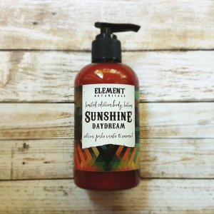 Limited Edition Sunshine Daydream Lotion