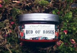 Bed of Roses overnight renewal cream